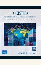 Papel LOGISTICA 5/E (CD) - NOVEDAD