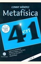 Papel METAFÍSICA 4 EN 1. VOL. II
