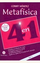 Papel METAFÍSICA 4 EN 1. VOL. I