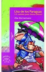 Papel LISA DE LOS PARAGUAS