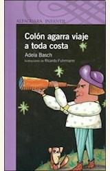 Papel COLON AGARRA VIAJE A TODA COSTA