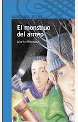 Papel MONSTRUO DEL ARROYO, EL