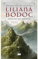 Papel OFICIO DE BUHOS - RELATOS DE LOS CONFINES IV