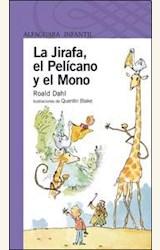 Papel LA JIRAFA EL PELICANO Y EL MONO