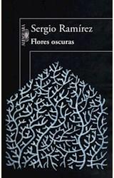 Papel FLORES OSCURAS