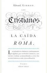 Papel LOS CRISTIANOS Y LA CAIDA DE ROMA