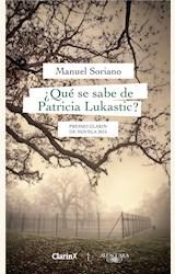 Papel ¿QUE SE SABE DE PATRICIA LUKASTIC?