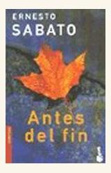 Papel ANTES DEL FIN (BOOKET)