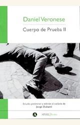 Papel CUERPO DE PRUEBA II