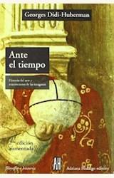 Papel ANTE EL TIEMPO