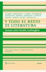 Papel Y TODO EL RESTO ES LITERATURA