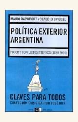 Papel POLITICA EXTERIOR ARGENTINA