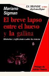 Papel BREVE LAPSO ENTRE EL HUEVO Y LA GALLINA, EL