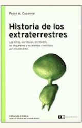Papel HISTORIA DE LOS EXTRATERRESTRES. LOS MITOS, LAS FABULAS, LOS