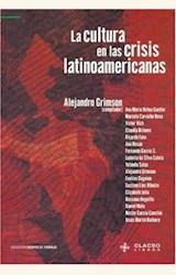 Papel CULTURA EN LAS CRISIS LATINOAMERICANAS, LA