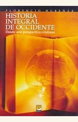 Papel HISTORIA INTEGRAL DE OCCIDENTE