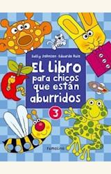 Papel LIBRO DE LOS CHICOS QUE ESTAN ABURRIDOS 3