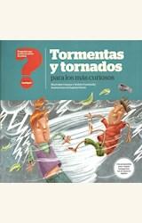 Papel TORMENTAS Y TORNADOS PARA LOS MÁS CURIOSOS