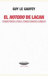 Papel EL NOTODO DE LACAN