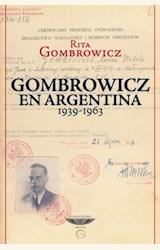 Papel GOMBROWICZ EN ARGENTINA