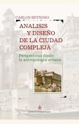 Papel ANALISIS Y DISEÑO DE LA CIUDAD COMPLEJA