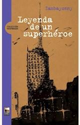 Papel LEYENDA DE UN SUPERHEROE