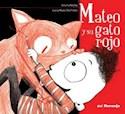 Libro Mateo Y Su Gato Rojo