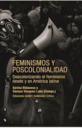Papel FEMINISMOS Y POSCOLONIALIDAD