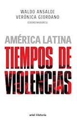 E-book América Latina. Tiempos de violencias