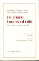 Papel LOS GRANDES HOMBRES DEL EXILIO