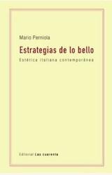 Papel ESTRATEGIAS DE LO BELLO