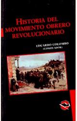 Papel HISTORIA DEL MOVIMIENTO OBRERO REVOLUCIONARIO