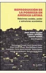 Papel REPRODUCCION DE LA POBREZA EN AMERICA LATINA