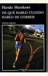 Papel DE QUE HABLO CUANDO HABLO DE CORRER