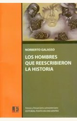Papel LOS HOMBRES QUE REESCRIBIERON LA HISTORIA