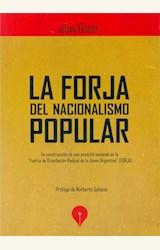 Papel LA FORJA DEL NACIONALISMO POPULAR