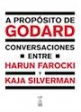 Libro A Proposito De Godard