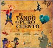Papel EL TANGO ES PURO CUENTO (CON CD)