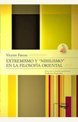 Papel EXTREMISMO Y NIHILISMO EN LA FILOSOFIA ORIENTAL
