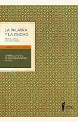 Papel LA PALABRA Y LA CIUDAD