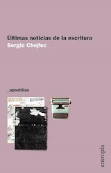 Papel ULTIMAS NOTICIAS DE LA ESCRITURA