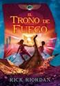 Libro 2. El Trono De Fuego ( Las Cronicas De Kane )