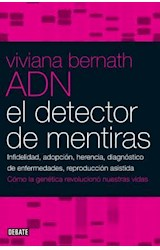E-book ADN. El detector de mentiras