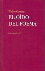 Papel EL OIDO DEL POEMA