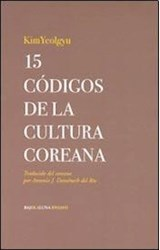Papel 15 CODIGOS DE LA CULTURA COREANA