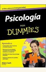 Papel PSICOLOGIA PARA DUMMIES