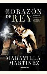 Papel CORAZON DE REY -AUTOBIOGRAFIA DE MARAVILLA MARTINEZ-