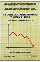 Papel LA CRISIS CAPITALISTA MUNDIAL Y AMERICA LATINA