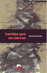 Papel HERIDAS QUE NO CIERRAN