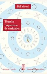 Papel TEATRITO RIOPLATENSE DE ENTIDADES